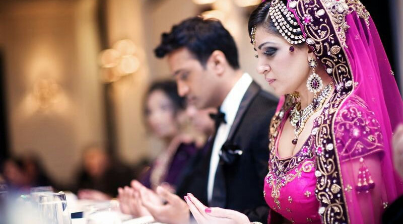 Muslim Wedding Traditions