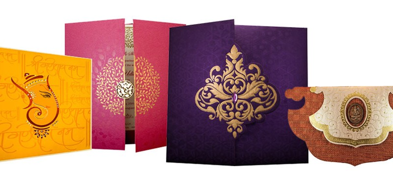 Which is the right theme for an Indian Wedding Invitation?