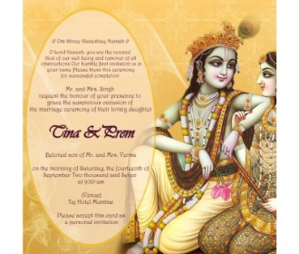 Indian Wedding Invitation TemplatesWedding e CardsWhats app cards