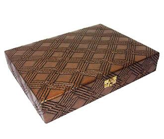 Brown Jewellery Box..