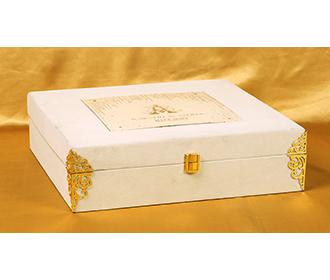 Designer Indian boxed