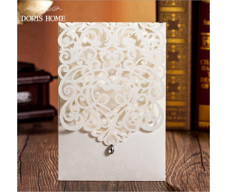 Elegant Ivory Wedding