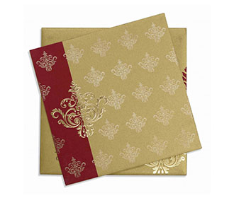 which is the right theme for an indian wedding invitation