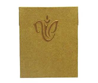 Ganesha Copper Handma