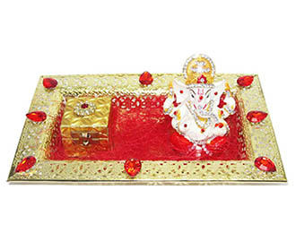 Ganesha designer Ring