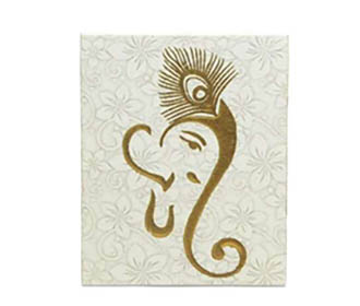 Ganesha off white Han