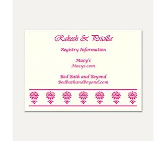 Gift Registry 10 -