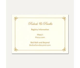 Gift Registry 14 -