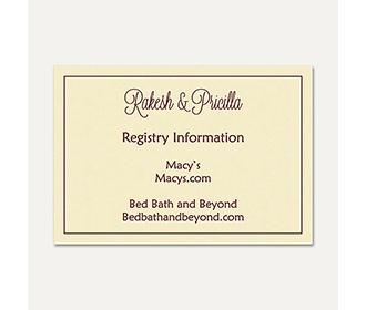 Gift Registry 46