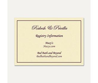 Gift Registry 59