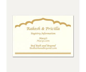 Gift Registry 6 -
