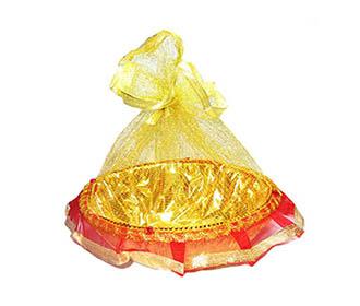 Golden Net Packing Basket -