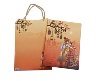 Hindu wedding card wi..