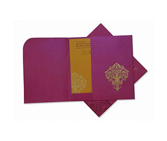Indian Wedding Card i