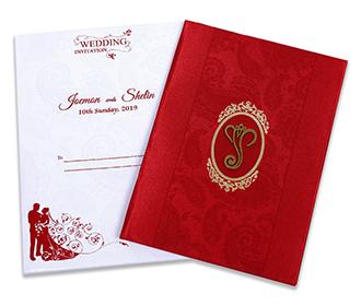 Indian wedding invita