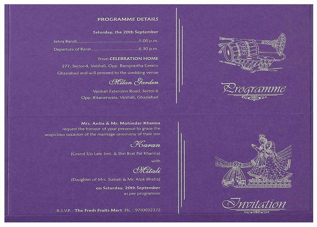 ... : Indian Wedding Cards : Wedding Card Designs, Indian Wedding Cards