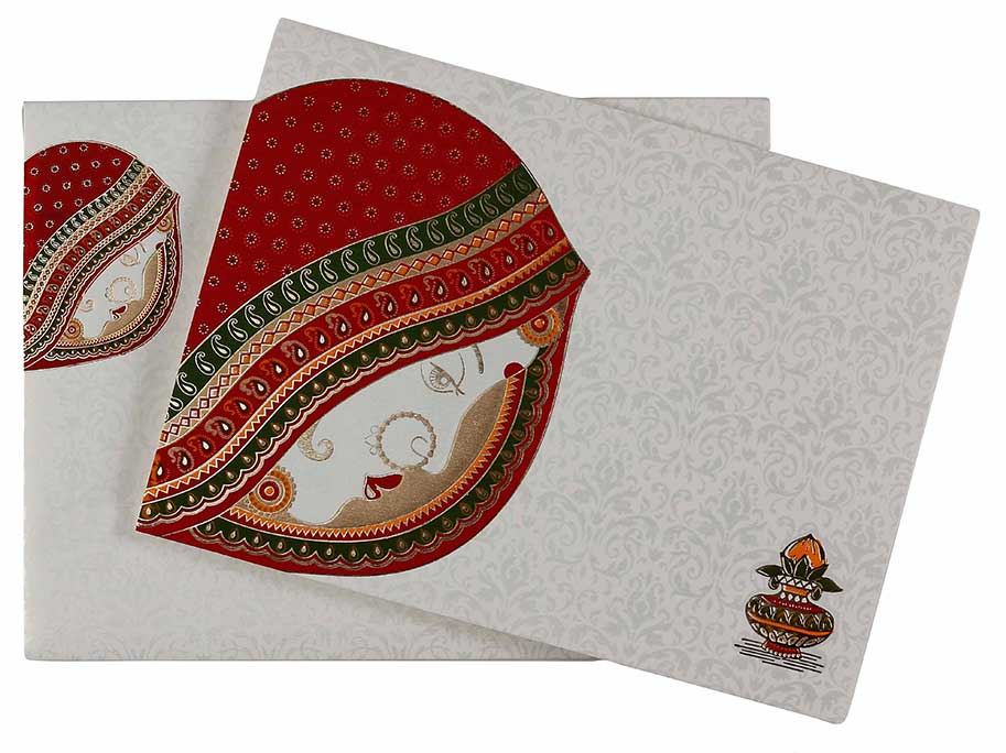Hindu Wedding Cards Online Design – Indian Wedding Card Design