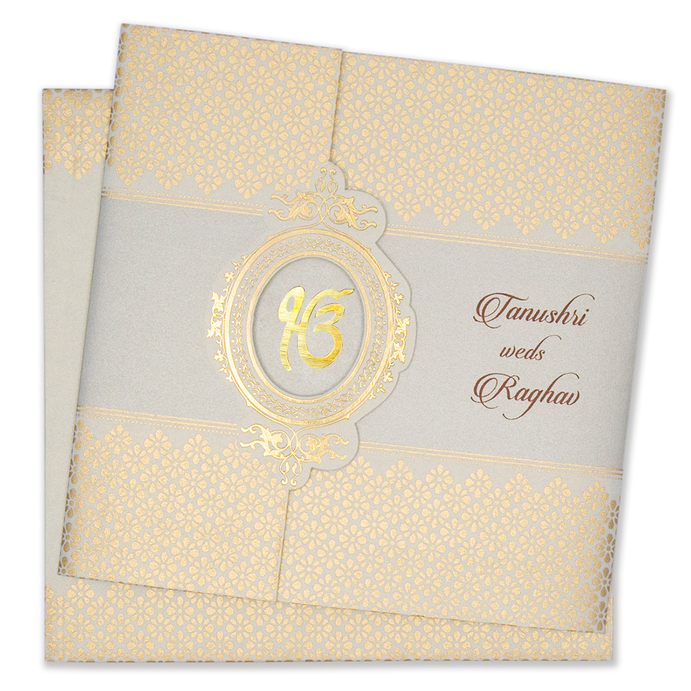 sikh wedding card At indianweddingcardcom, we provide exclusive sikh wedding cards along with punjabi verses and text printing to give you that perfect punjabi wedding card.