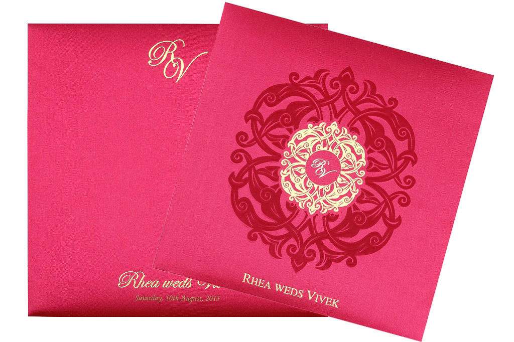 Wedding Cards Design in Delhi Designer Wedding Card in