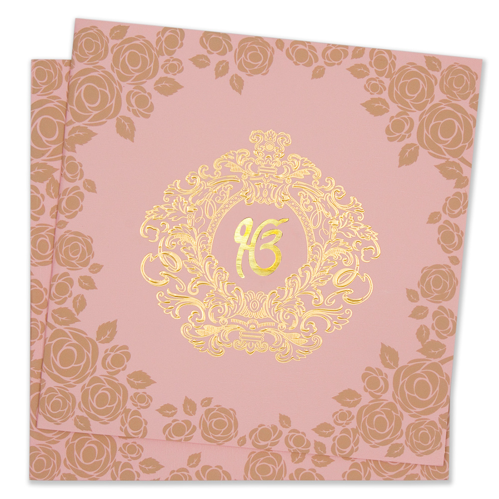 Unique Sikh Wedding Cards & Invitations Online | Hitched Forever