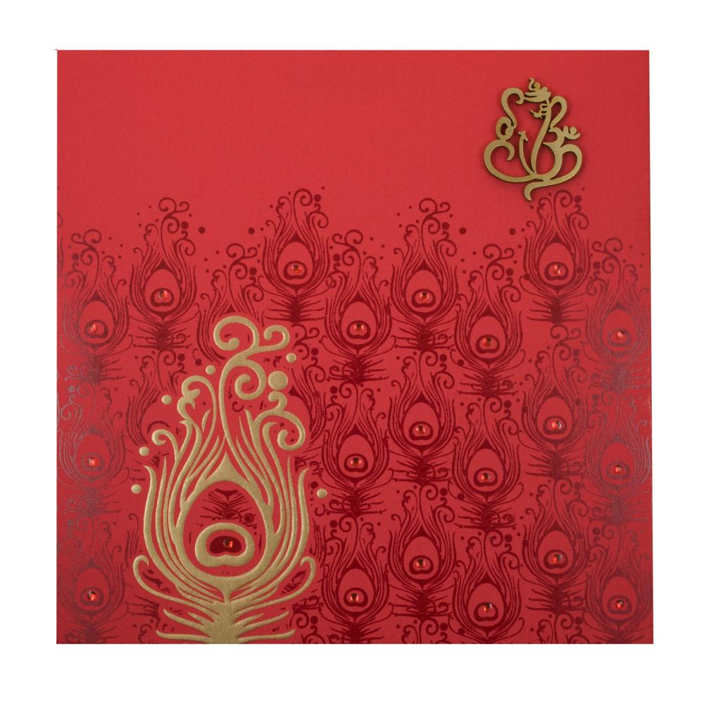 Red Invitation Envelopes is best invitations ideas