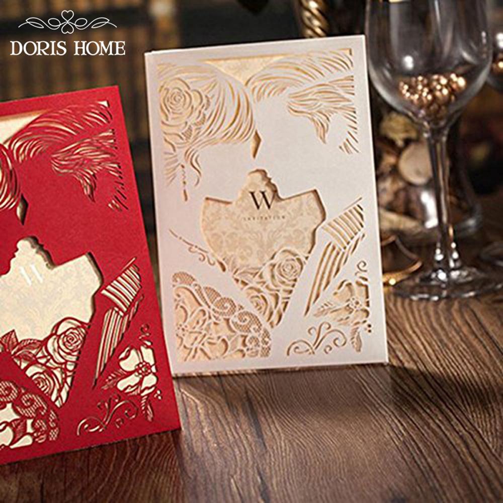 Fancy Interactive Wedding Invitations Model - Invitations and ...