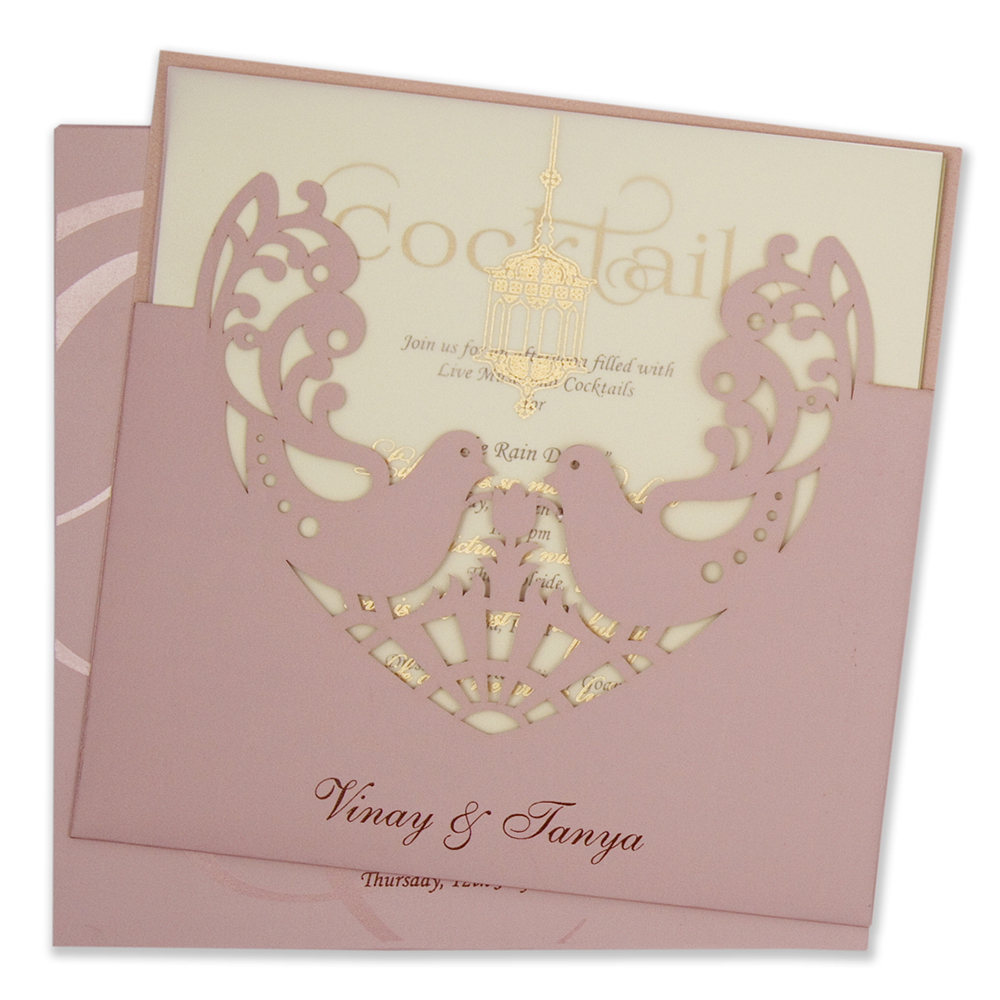 Buy Unique Wedding Invitations & Cards online at Hitched Forever