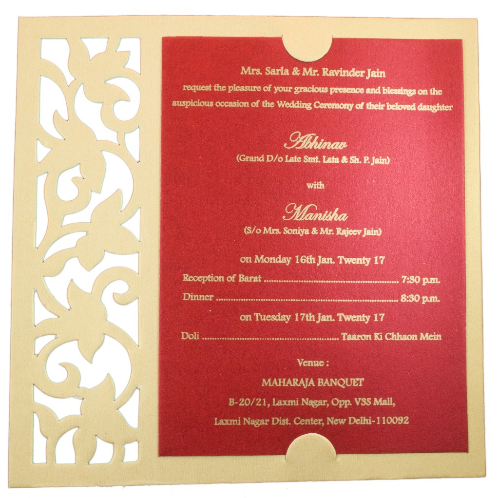 Awesome Philippines Wedding Invitation Gift - Invitations and ...