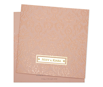 unique muslim wedding invitations cards online hitched forever