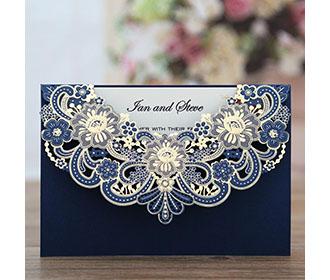 Navu blue wedding inv..