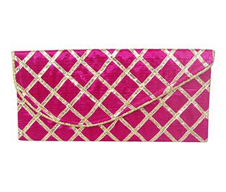 Pink Lace Envelope..