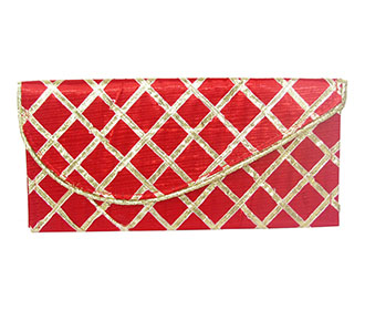 Red Lace Envelope