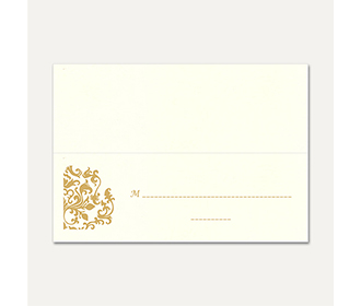 Table Cards 188 -
