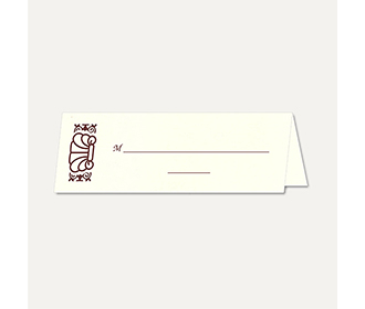 Table Cards 208
