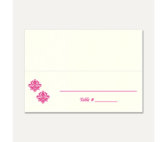 Table Cards 219