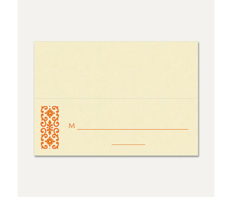 Table Cards 245