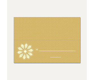 Table Cards 264 -