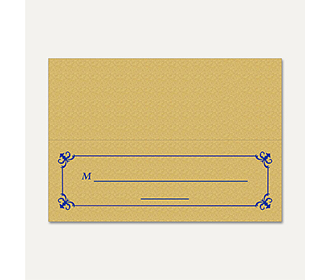 Table Cards 269