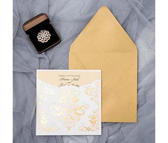Wedding invitation wi