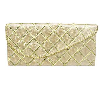 White Lace Envelope