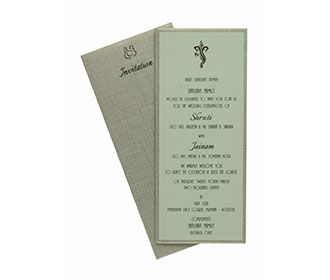 scroll wedding cards images