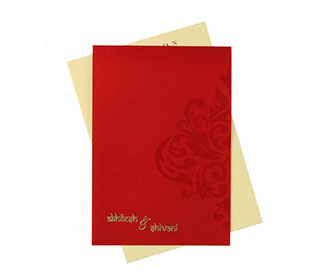 unique wedding cards images
