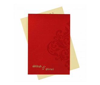 unique wedding cards images